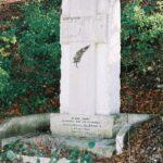 Monument aux freres Lallemant assasines par les allemands