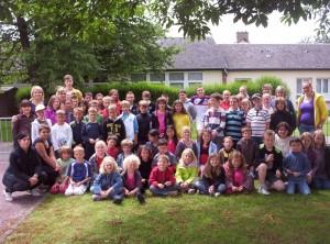 Accueil loiisirs juillet 2012, 2ème semaine