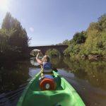Descente canoe kayak