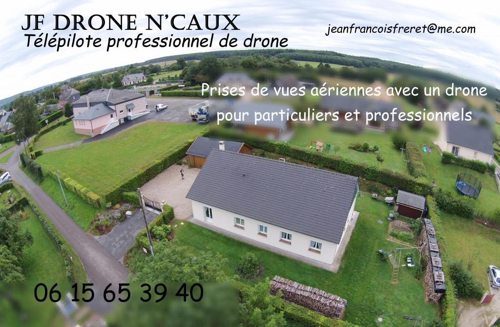 Carte De Visite JF Drone NCaux