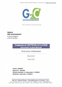 ReglementComplet PLU 2012